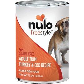 Nulo Nulo - Adult Trim Turkey & Cod 13oz