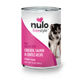 Nulo Nulo - Puppy Chicken & Salmon 13oz