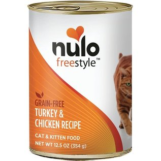 Nulo Nulo - Turkey & Chicken CAT 12.5oz