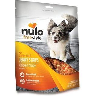 Nulo Nulo - Chicken Jerky 5oz