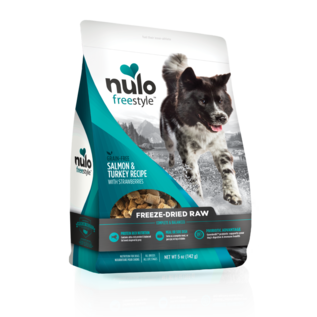 Nulo Nulo - Salmon Freeze Dried 5oz