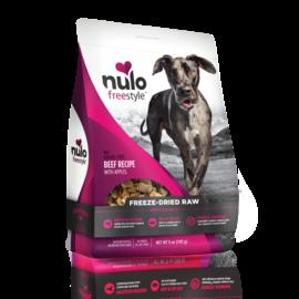Nulo Nulo - Beef Freeze Dried 5oz