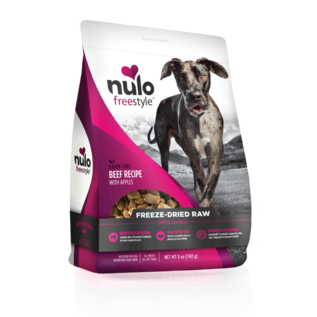 Nulo Nulo - Beef Freeze Dried 5oz
