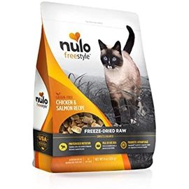 Nulo Nulo - Freeze Dried Chicken & Salmon CAT 8oz