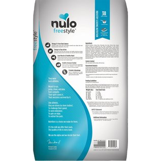 Nulo Nulo - Adult Salmon 4.5#