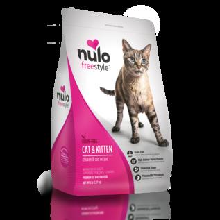 Nulo Nulo - Cat Chicken & Cod 5#