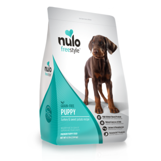 Nulo Nulo - Puppy Turkey 4.5#