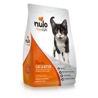 Nulo Nulo - Cat Turkey & Duck 5#