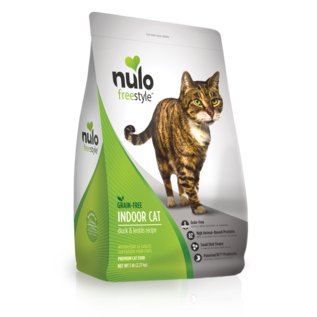 Nulo Nulo - Indoor Cat Duck & Lentils 5#