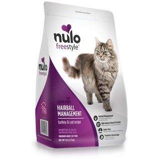 Nulo Nulo - Hairball Cat Turkey & Cod 5#