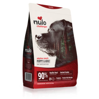 Nulo Nulo - Challenger Puppy & Adult Beef 4.5#