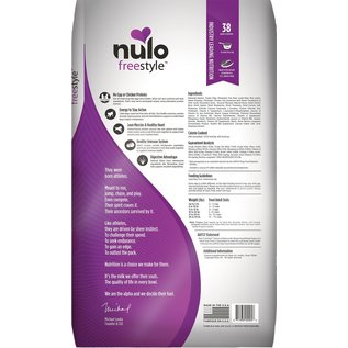 Nulo Nulo - Small Breed Salmon 11#