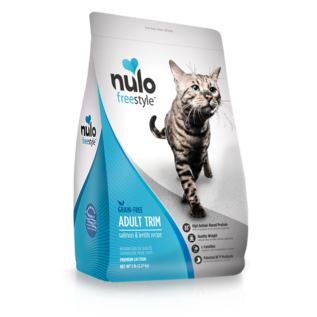 Nulo Nulo - Adult Trim Cat Salmon 12#