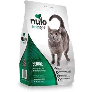 Nulo Nulo - Senior Cat Pollock & Duck 12#