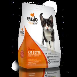 Nulo Nulo - Cat Kitten Turkey & Duck 12#