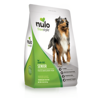 Nulo Nulo - Senior Trout 24#