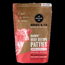 Bones & Co Bones & Co - Beef Patties