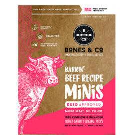 Bones & Co Bones & Co - Beef Minis 3#