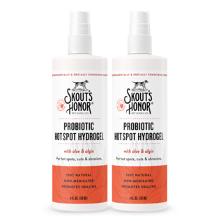 Skout's Honor Skout's Honor - Probiotic Hot Spot Hydrogel 8oz