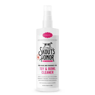 Skout's Honor Skout's Honor - Toy & Bowl Cleaner 8oz