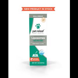 Pet Releaf Pet Releaf - Liposome Drops 100 (330 old lable)  small/medium