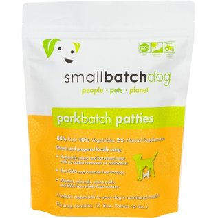 Small Batch Small Batch - Pork Patties 6#