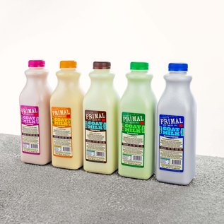 Primal Primal - Pumpkin Spice Goat Milk Qt.