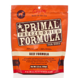 Primal Primal - K9 Freeze Dried Beef 5.5oz