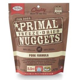 Primal Primal - Freeze Dried K9 Pork 5.5oz