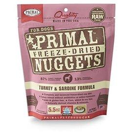 Primal Primal - K9 Freeze Dried Turkey & Sardine 5.5oz