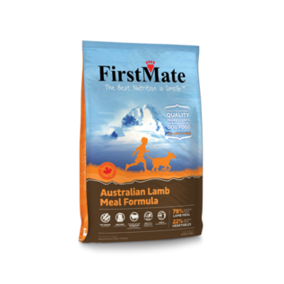 First Mate First Mate - Grain Free Lamb 5#