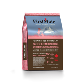 First Mate First Mate - Grain Free Fish Cat 3.96#