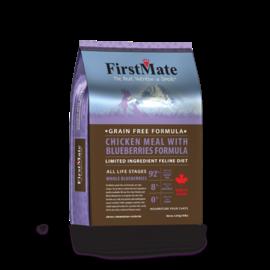 First Mate First Mate - Grain Free Chicken Cat 3.96#