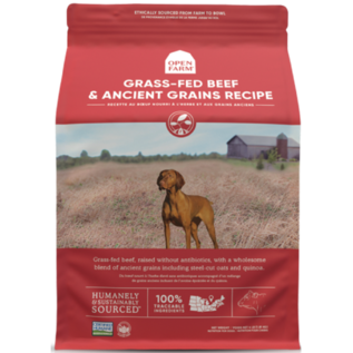 Open Farm Pet Open Farm - Beef Ancient Grains 22#