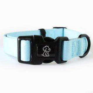Ripley & Rue Ripley & Rue - Sk8er Pup Blue Comfort Dog Collar  Medium