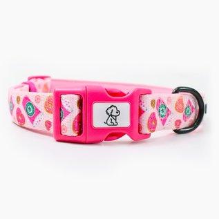 Ripley & Rue Ripley & Rue - Pink StarBARKS Comfort Dog Collar Large