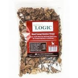 Nature's Logic Nature's Logic - Beef Lung Canine & Feline Treat 3.5oz