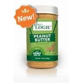 Nature's Logic Nature's Logic - Hemp Seed Oil Peanut Butter 12oz