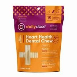 Daily Dose Daily Dose - Dental Heart Health Large 8ct