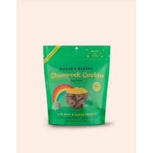 Bocce's Bocce - Shamrock Cookies  6oz