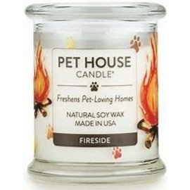 One Fur All Pet House - Candle Fireside 8.5oz