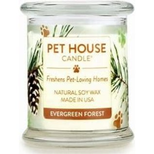 One Fur All Pet House - Evergreen Forest Candle 8.5oz