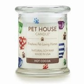 One Fur All Pet House - Hot Cocoa Candle 8.5oz