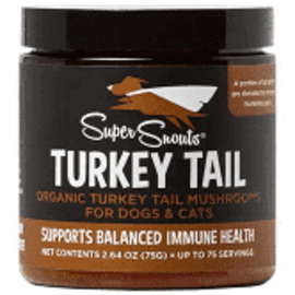 Super Snouts Super Snouts - Turkey Tail 150g