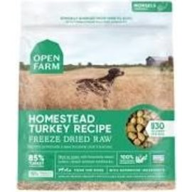 Open Farm Pet Open Farm - Turkey Freeze Dried Raw Dog Food 22oz