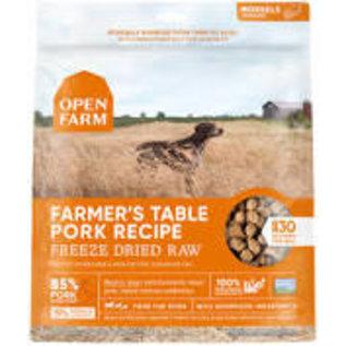 Open Farm Pet Open Farm - Pork Freeze Dried Raw Dog Food 22oz