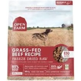 Open Farm Pet Open Farm - Beef Freeze Dried Raw Dog Food 22oz