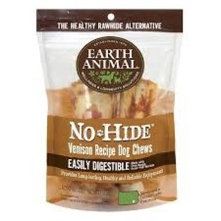 "Earth Animal No Hide - Venison 4"" 2 pack"
