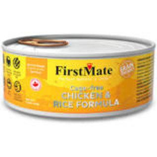 First Mate First Mate - Grain Friendly Chicken w/Rice CAT 5.5oz