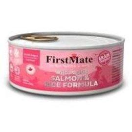 First Mate First Mate - Grain Friendly Salmon w/Rice 5.5oz/case